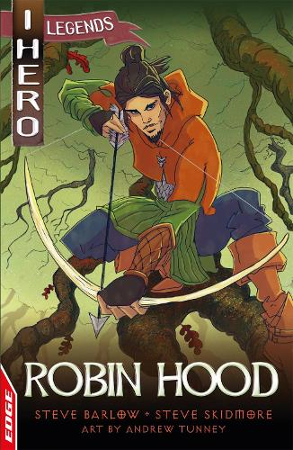 EDGE: I HERO: Legends: Robin Hood - EDGE: I HERO: Legends (Paperback)