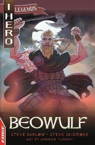 EDGE: I HERO: Legends: Beowulf - EDGE: I HERO: Legends (Paperback)