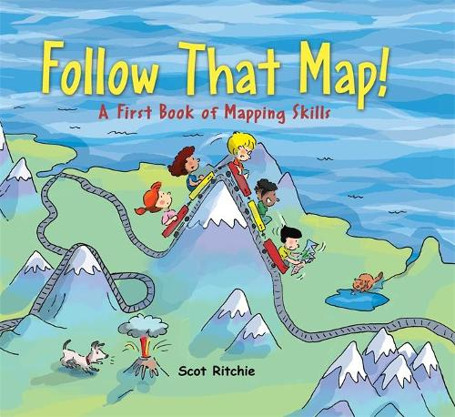 Follow that Map: A First Book of Mapping Skills (Hardback)