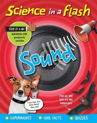 Science in a Flash: Sound - Science in a Flash (Hardback)