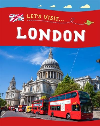 Let's Visit: London - Let's Visit (Hardback)