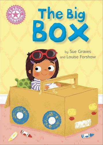 Reading Champion: The Big Box: Independent Reading Pink 1B - Reading Champion (Paperback)