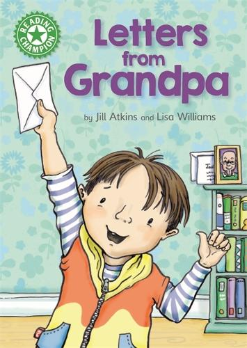 Reading Champion: Letters from Grandpa: Independent Reading Green 5 - Reading Champion (Hardback)