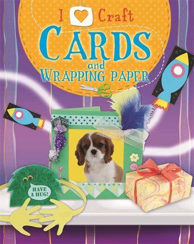 I Love Craft: Cards and Wrapping Paper - I Love Craft (Paperback)