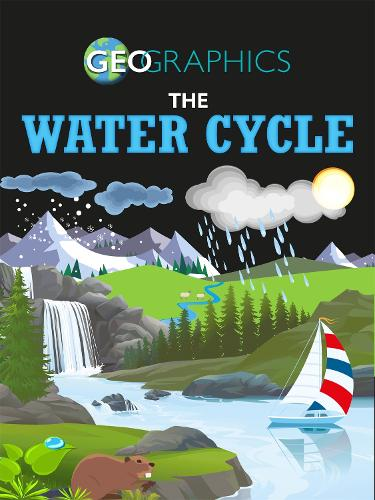 Geographics: The Water Cycle - Geographics (Paperback)