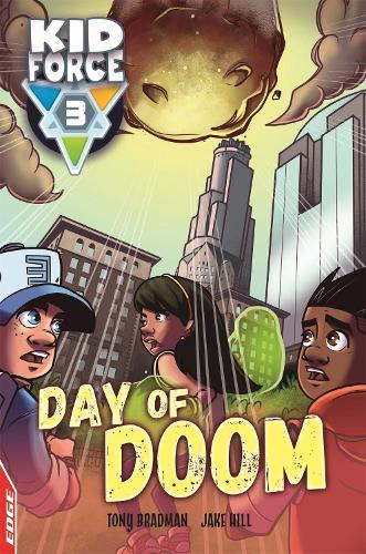 EDGE: Kid Force 3: Day of Doom - EDGE: Kid Force 3 (Paperback)