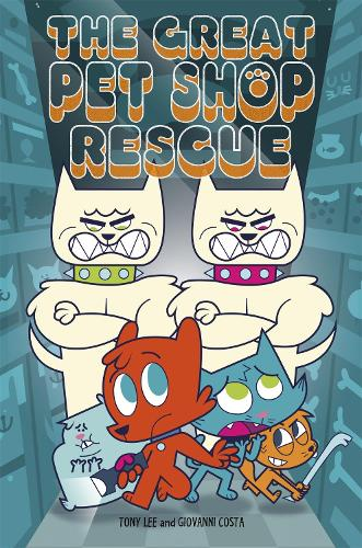 EDGE: Bandit Graphics: The Great Pet Shop Rescue - EDGE: Bandit Graphics (Paperback)