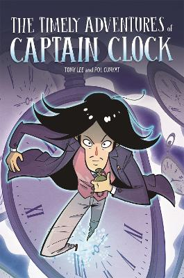 EDGE: Bandit Graphics: The Timely Adventures of Captain Clock - EDGE: Bandit Graphics (Paperback)
