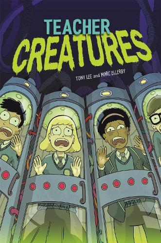 EDGE: Bandit Graphics: Teacher Creatures - EDGE: Bandit Graphics (Paperback)