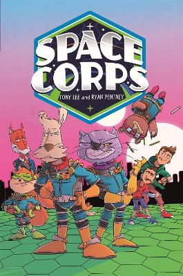 EDGE: Bandit Graphics: Space Corps - EDGE: Bandit Graphics (Paperback)