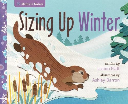 Maths in Nature: Sizing Up Winter - Maths in Nature (Hardback)