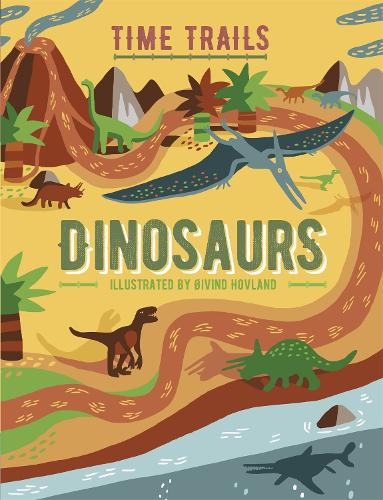 Time Trails: Dinosaurs - Time Trails (Paperback)