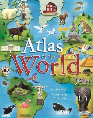 Children's Atlas of the World (Hardback)