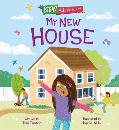 New Adventures: My New House - New Adventures (Paperback)