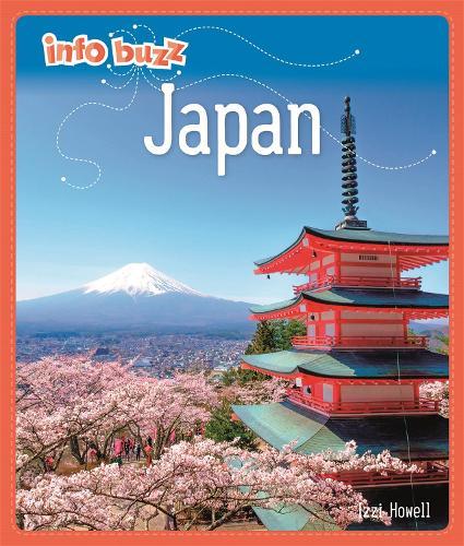 Info Buzz: Geography: Japan - Info Buzz: Geography (Hardback)