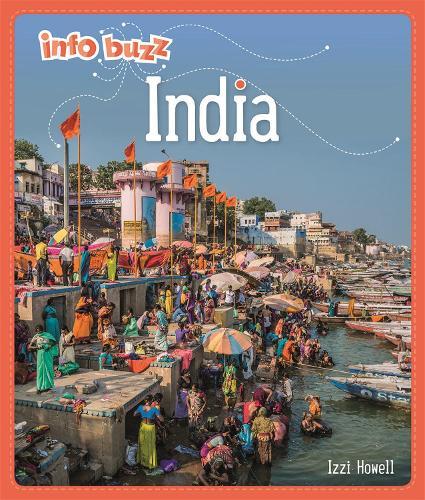 Info Buzz: Geography: India - Info Buzz: Geography (Hardback)