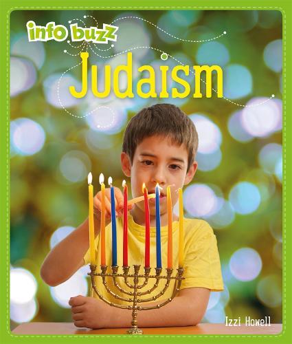 Info Buzz: Religion: Judaism - Info Buzz: Religion (Hardback)