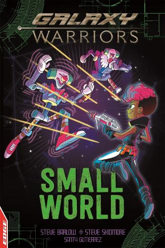 Small World - EDGE: Galaxy Warriors (Paperback)