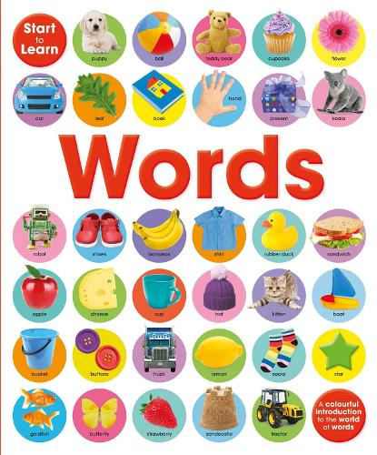 Start To Learn: Words - Start To Learn (Paperback)