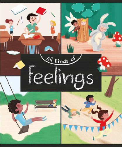 All Kinds of: Feelings - All Kinds of (Paperback)