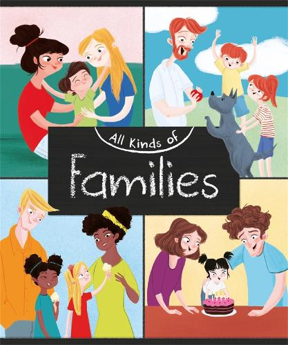All Kinds of: Families - All Kinds of (Paperback)