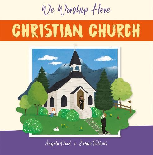 We Worship Here: Christian Church - We Worship Here (Hardback)