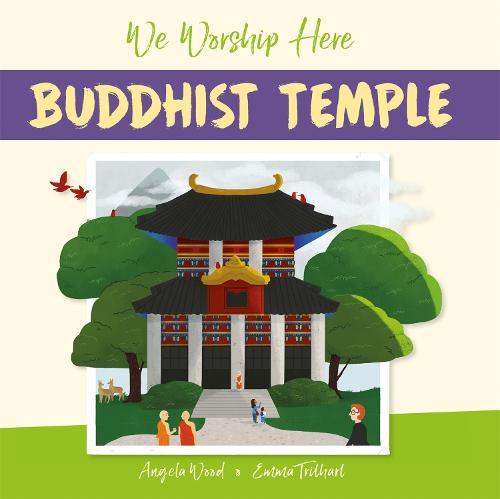 We Worship Here: Buddhist Temple - We Worship Here (Paperback)