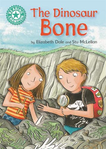 Reading Champion: The Dinosaur Bone: Independent Reading Turquoise 7 - Reading Champion (Paperback)