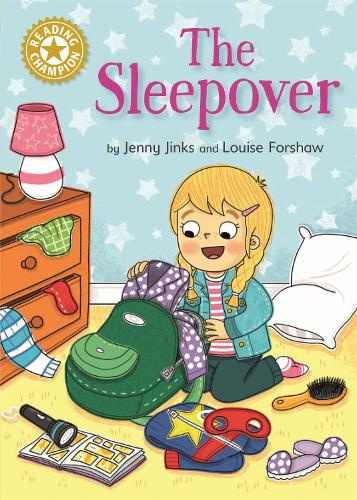 Reading Champion: The Sleepover: Independent Reading Gold 9 - Reading Champion (Hardback)