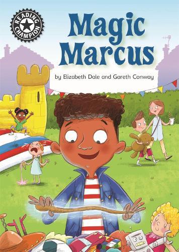 Reading Champion: Magic Marcus: Independent Reading 12 - Reading Champion (Hardback)