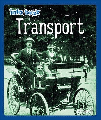 Info Buzz: History: Transport - Info Buzz: History (Paperback)
