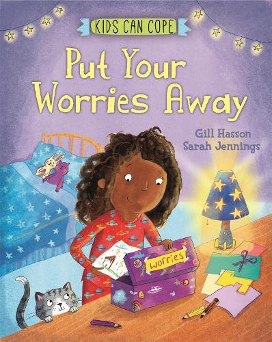 Kids Can Cope: Put Your Worries Away - Kids Can Cope (Paperback)