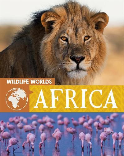 Wildlife Worlds: Africa - Wildlife Worlds (Paperback)