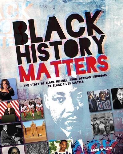 Black History Matters (Hardback)