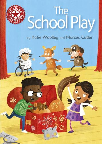 Reading Champion: The School Play: Independent Reading Red 2 - Reading Champion (Hardback)