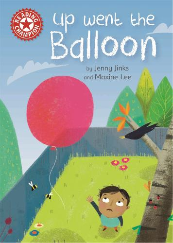 Reading Champion: Up Went the Balloon: Independent Reading Red 2 - Reading Champion (Paperback)