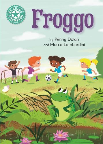 Reading Champion: Froggo: Independent Reading Turquoise 7 - Reading Champion (Hardback)