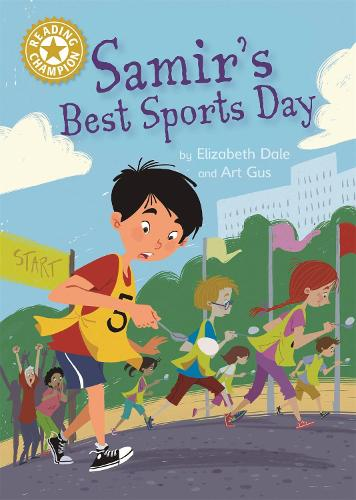 Samir's Best Sports Day: Independent Reading Gold 9 - Reading Champion (Paperback)