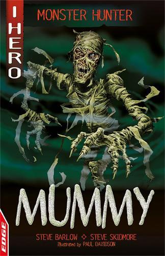 Mummy - EDGE: I HERO: Monster Hunter (Paperback)