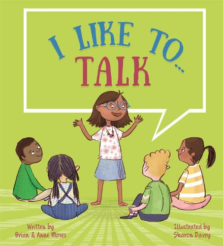 I like to... Talk - I Like to... (Hardback)