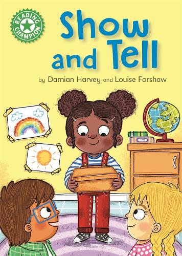 Reading Champion: Show and Tell: Independent Reading Green 5 - Reading Champion (Hardback)