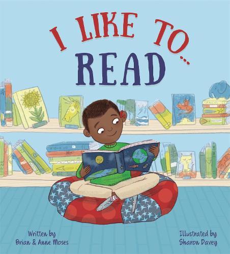 I like to... Read - I Like to... (Hardback)