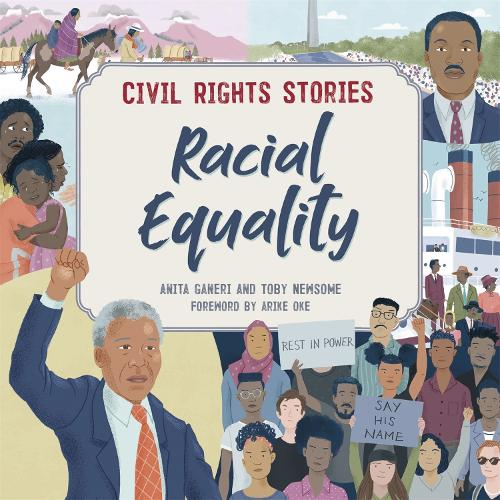 Civil Rights Stories: Racial Equality - Civil Rights Stories (Hardback)