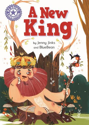 Reading Champion: A New King: Independent Reading Purple 8 - Reading Champion (Paperback)