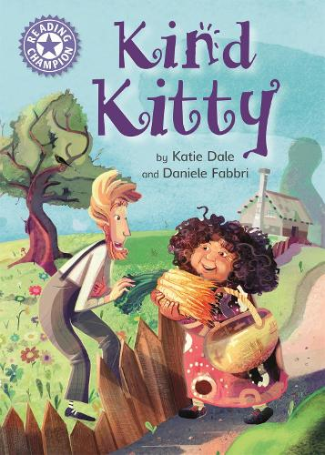 Reading Champion: Kind Kitty: Independent Reading Purple 8 - Reading Champion (Paperback)