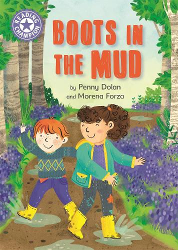 Reading Champion: Boots in the Mud: Independent Reading Purple 8 - Reading Champion (Paperback)