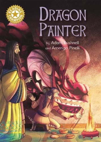 Dragon Painter: Independent Reading Gold 9 - Reading Champion (Paperback)