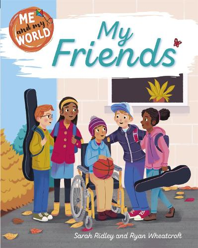 Me and My World: My Friends - Me and My World (Paperback)