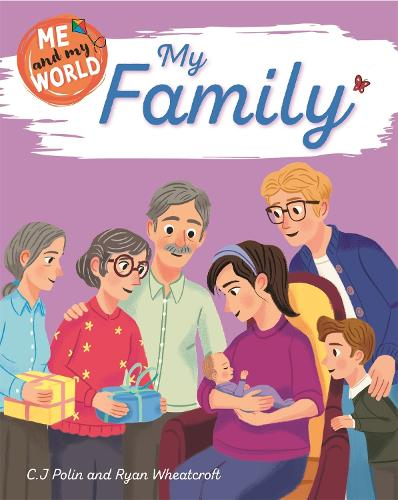 Me and My World: My Family - Me and My World (Paperback)