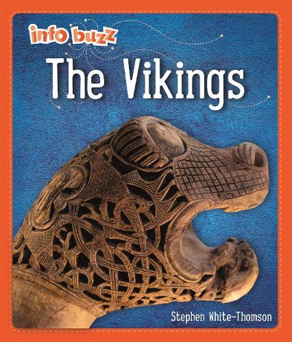 Info Buzz: Early Britons: Vikings - Info Buzz: Early Britons (Hardback)